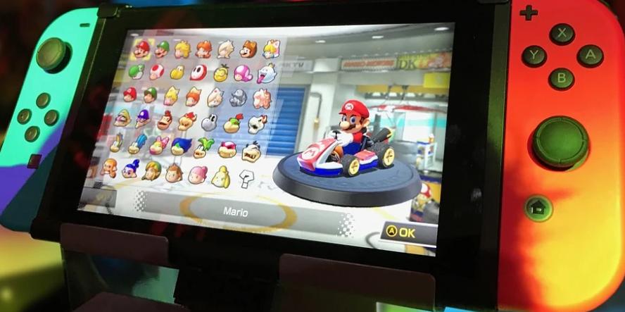 Nintendo Switch Pro hadir dengan kemampuan OLED dan 4K 7 inci