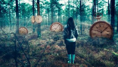 El tiempo es inexorable en el mundo físico, no el espiritual