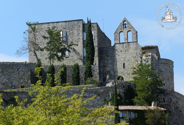 ROUSSAS (26) - Le village médiéval