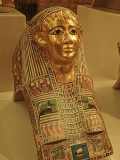 Mummy masks - an Egyptian (and Roman!) tradition