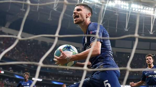 Highlight: Jorginho & Willian⚡ Hands Lampard First PL Home Win
