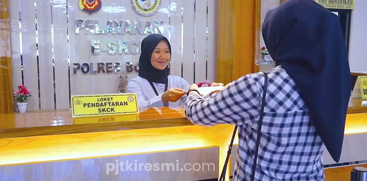 Syarat Pembuatan & Perpanjangan SKCK Polsek Pinang Tangerang