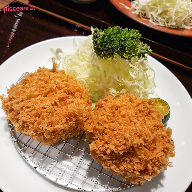 Fumizen Wagyu Beef Katsu Set
