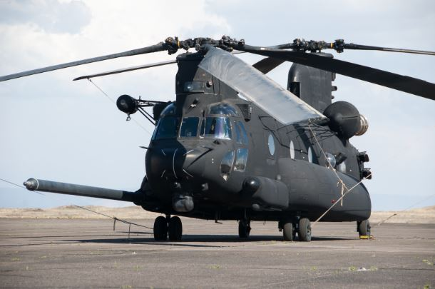 Boeing MH-47G Chinook specs