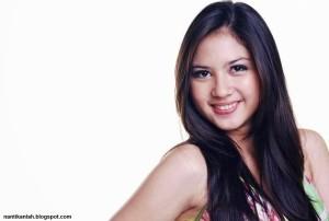 Jessica Mila - Artis Indonesia Tercantik Mei 2016