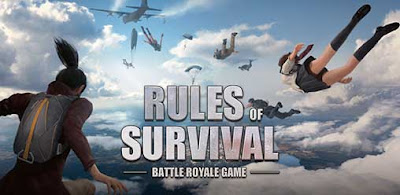 RULES OF SURVIVAL Full Apk + Data for Android Online