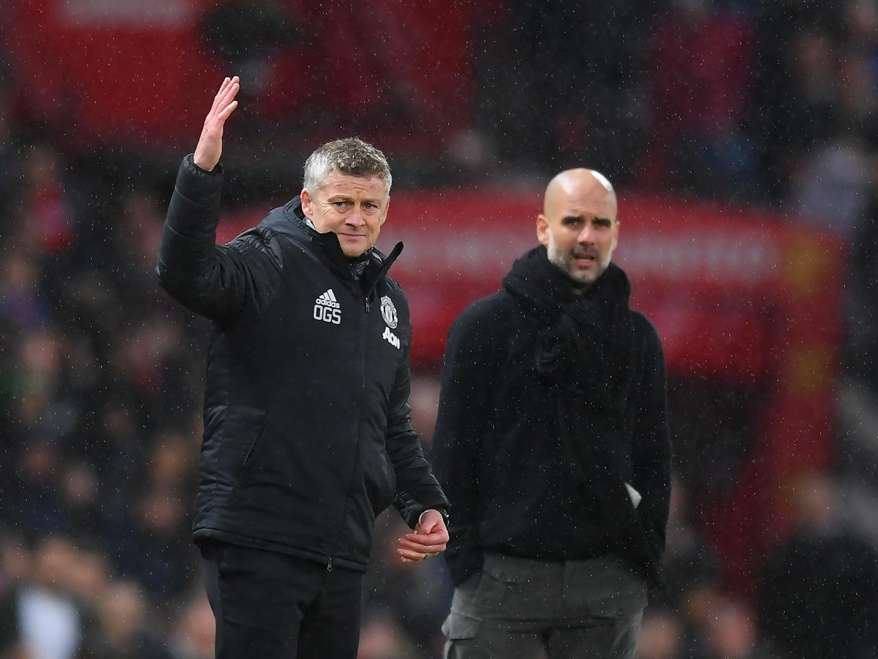 All eyes will be on the Manchester derby this weekend