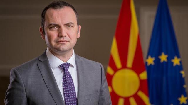 Σκοπιανό: Στην Αθήνα σήμερα ο αντιπρόεδρος της ΠΓΔΜ