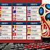 Piala Dunia 2018 Rusia - Senarai kumpulan