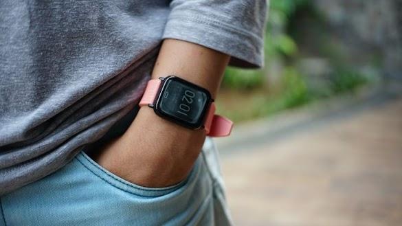 Createkat Smartwatch Jam Tangan Pintar yang Simple Serta Fungsional