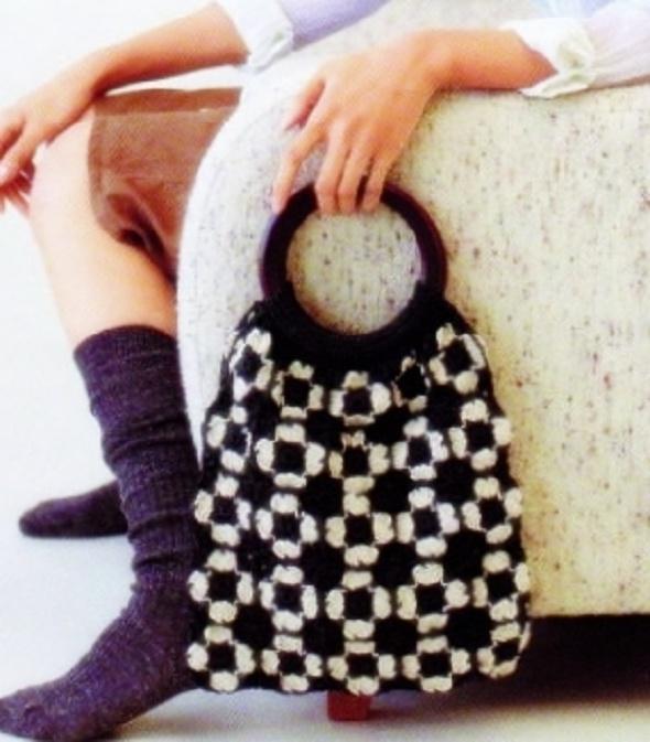 bolsos, bolsas crochet, patrones ganchillo