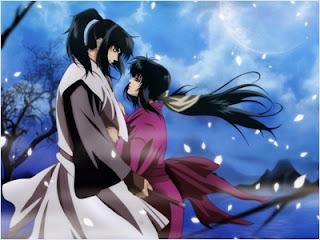 รักที่มิอาจสมหวังของเก็นโนะสุเกะและโอโบโระ
