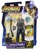 Toy Fair 2018 Hasbro Marvel Avengers Infinity War Figure with Infinity Stone