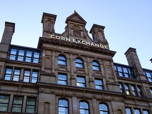 Corn Exchange Manchester Building Photo