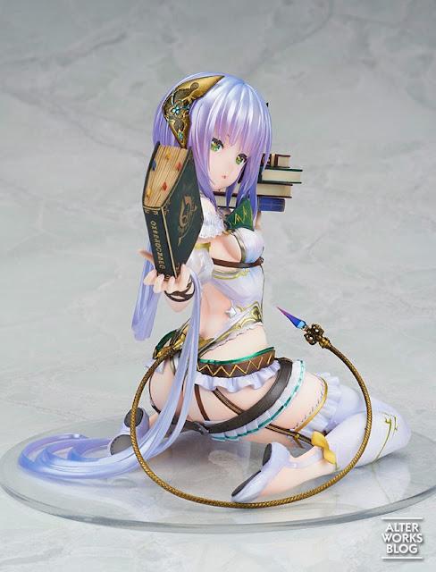 Figura de Platcha del videojuego Atelier Sophie - Alter