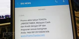 Jasa SMS Masking Terpercaya