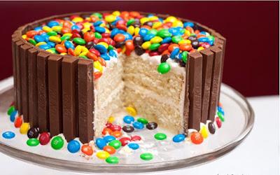 Cara Membuat Kue Tart Sederhana Sendiri Di Rumah Dengan Mudah