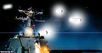 Tic-Tac UFO Over USS Kidd