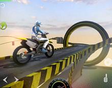Racing Game of the Month - Mega Ramp Stunt Racing