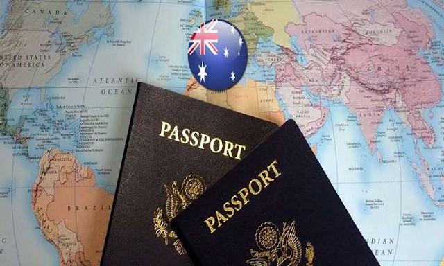 Xin Visa Đi Úc
