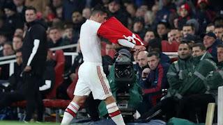 Highlight: Shambolic Arsenal Stutter to Crystal Palace Draw