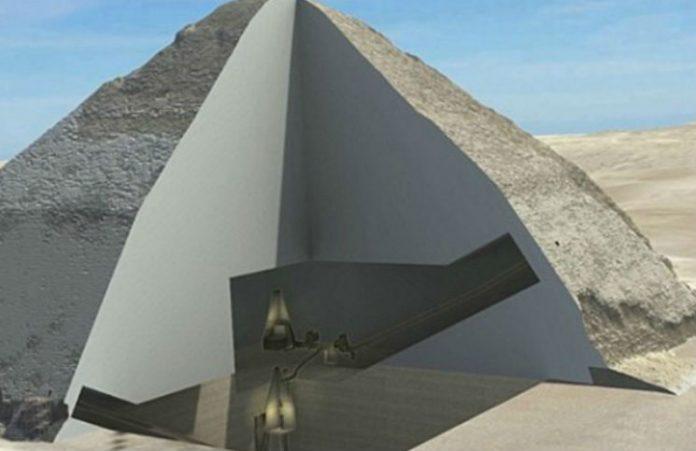 Bí ẩn hai mật thất trong Đại Kim tự tháp Giza, Ai Cập