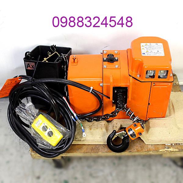 Pa lăng điện xích Hitachi 1/2SN2 500kg