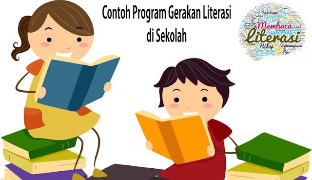 Program Literasi SD