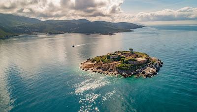 Mamula island - Boka Bay