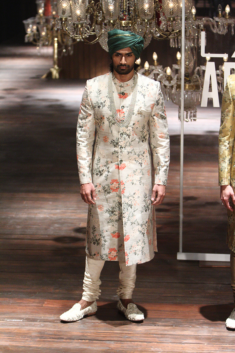 Sabyasachi collection at Lakme Fashion Week Winter/Festive ...