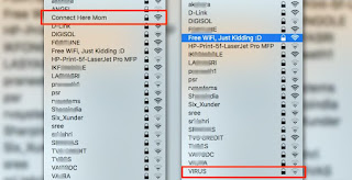 most funny wifi names