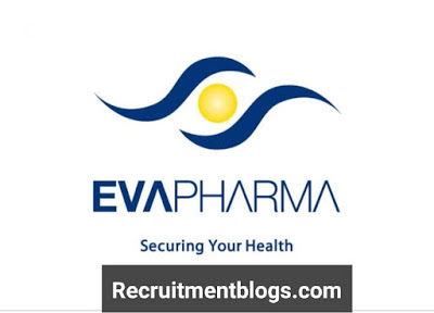 Sourcing  Specialist – International Markets At Eva Pharma |Pharmacy Vacancy |  0- 1 experience in Supply Chain / Sourcing