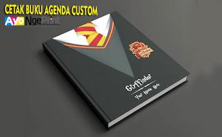 jasa cetak buku agenda kerja cepat di Cipayung, Jakarta Timur