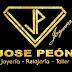 Jose Peón, joyería
