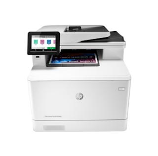 HP Color LaserJet Pro MFP M479fdn Drivers Download