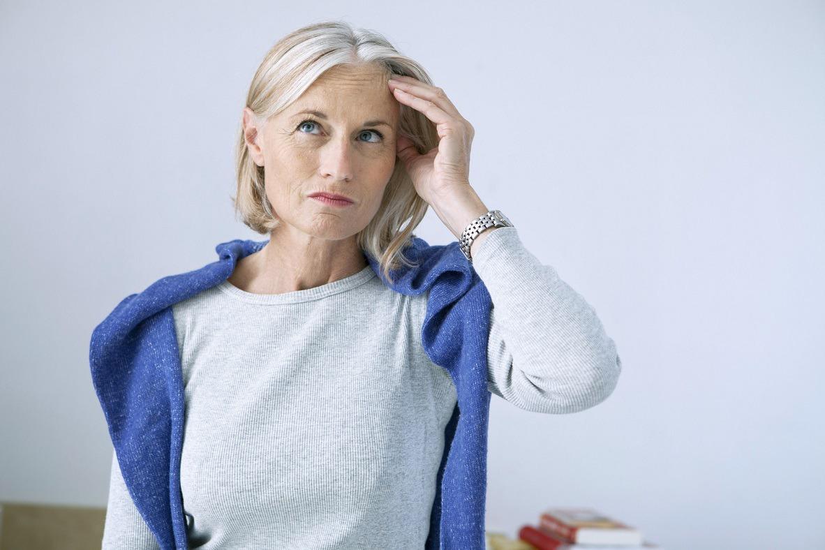Sintomas da Menopausa - Lapsos de Memória