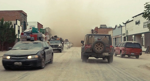 Interstellar Filming Locations Fort Macleod Alberta