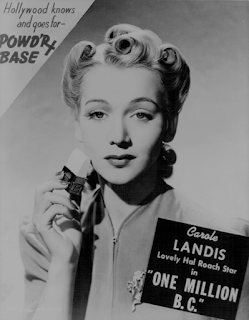 Carole Landis Powder Base