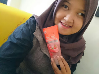 Citra Fresh Glow Multifunction Gel Tomato Bright UV Face & Body Gel Lotion