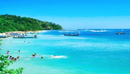 Pantai Paling Indah di Indonesia - Pantai Pangandaran, Jawa Barat