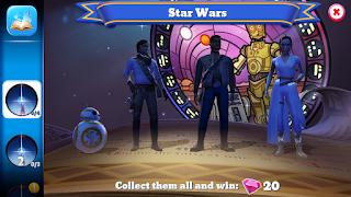 Star Wars Collection Disney Magic Kingdoms