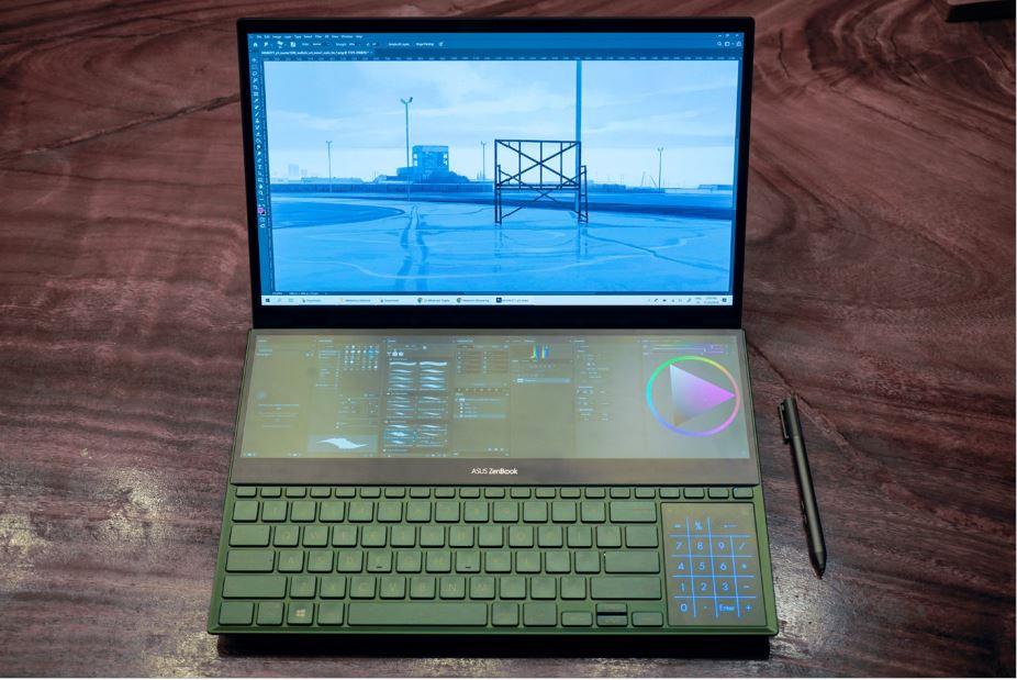 Review Asus ZenBook Pro Duo UX581, Laptop Sempurna untuk Kreator Konten Profesional