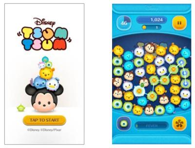 LINE Luncurkan Game Puzzle 'LINE: Disney TsumTsum'