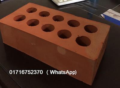 Supplier of three hole bricks, ten hole bricks