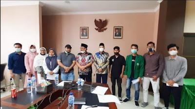Bupati Pasaman Berikan Apresiasi kepada GemPas Sumatera Utara