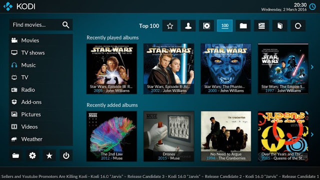 Kodi app download free movie and tv shows