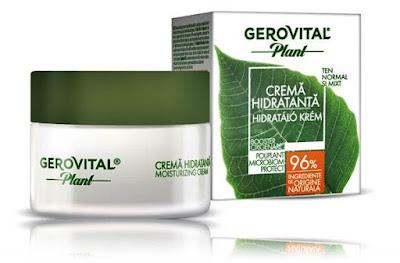 GEROVITAL Plant cu complexul Microbiom Protect pareri forumuri