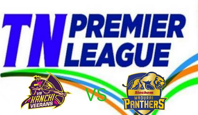 MAD Vs VBK Dream11 Prediction | dream team MAD Vs VBK | Tamil Nadu Premier League 2019 | Fantasy team |Madurai Panthers vs VB Kanchi Veerans Dream11 Prediction