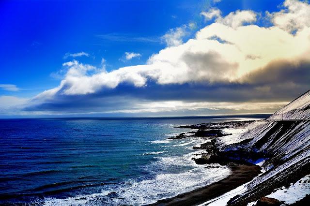 fiordi dell'Est Islanda