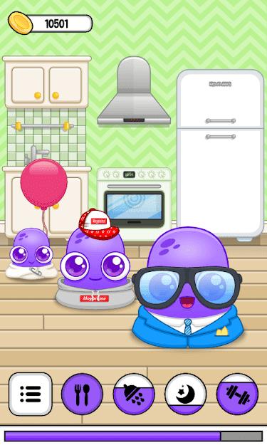 Moy 6 the Virtual Pet Game v 2.02 apk mod DINHEIRO INFINITO